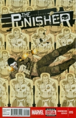 The Punisher vol 2 # 15