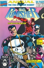 Punisher Annual # 4