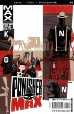 Punisher Max vol 2 # 4