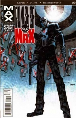 Punisher Max vol 2 # 9
