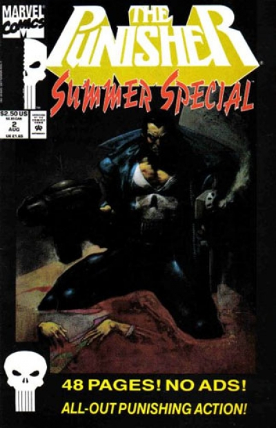 Punisher Summer Special # 2
