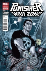 Punisher War Zone vol 3 # 5