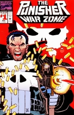 Punisher War Zone vol 1 # 1