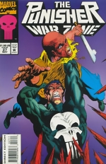 Punisher War Zone vol 1 # 27