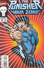 Punisher War Zone vol 1 # 28
