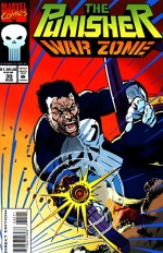 Punisher War Zone vol 1 # 30