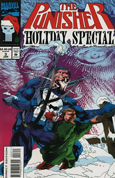 Punisher Holiday Special # 3