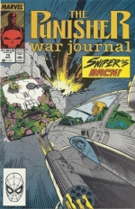Punisher War Journal # 10
