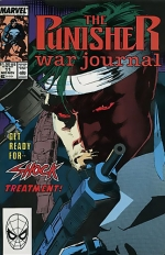 Punisher War Journal # 11