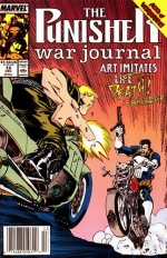 Punisher War Journal # 12