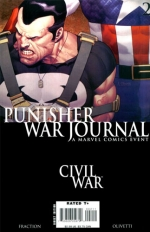 Punisher War Journal  vol 2 # 2
