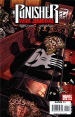 Punisher War Journal  vol 2 # 4