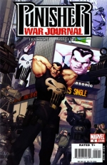 Punisher War Journal  vol 2 # 5