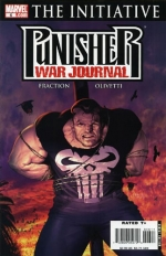 Punisher War Journal  vol 2 # 6