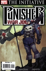 Punisher War Journal  vol 2 # 9