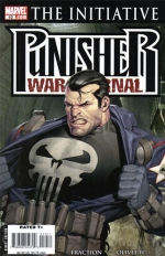 Punisher War Journal  vol 2 # 10