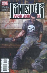 Punisher War Journal  vol 2 # 21