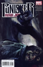 Punisher War Journal  vol 2 # 22