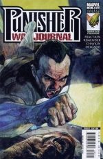 Punisher War Journal  vol 2 # 23