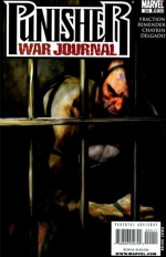Punisher War Journal  vol 2 # 24