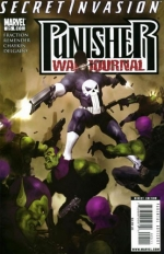 Punisher War Journal  vol 2 # 25