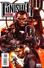 Punisher War Journal  vol 2 # 26