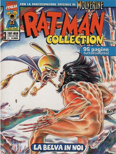Rat-Man Collection # 3