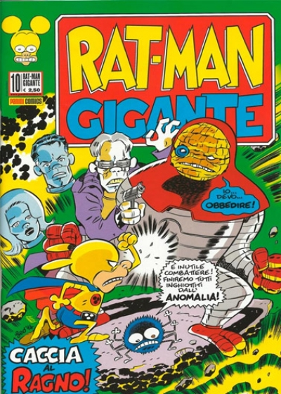 Rat-Man Gigante # 10