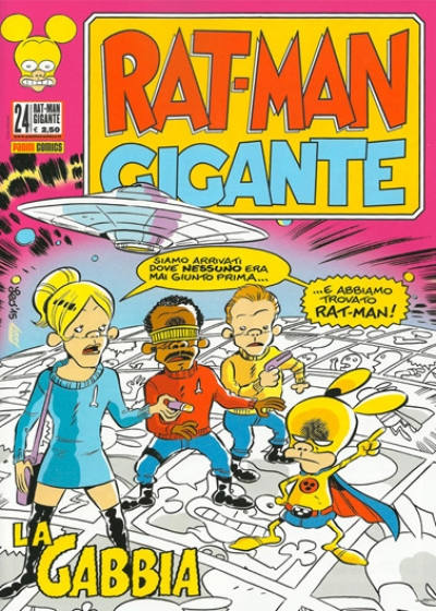 Rat-Man Gigante # 24