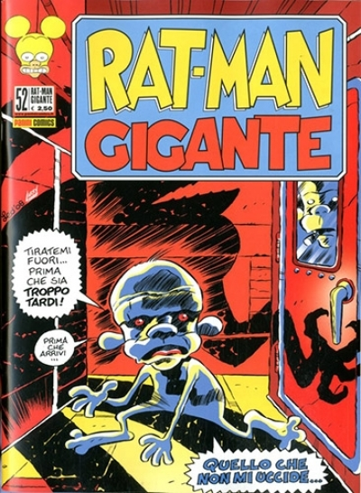 Rat-Man Gigante # 52
