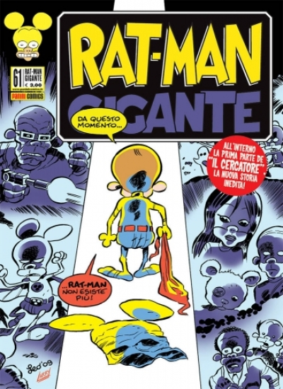 Rat-Man Gigante # 61