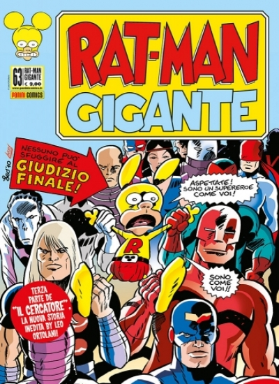 Rat-Man Gigante # 63