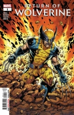 Return of Wolverine # 1