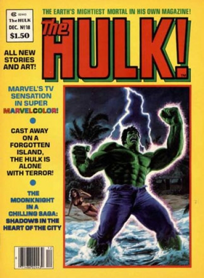Rampaging Hulk vol 1 # 18