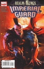 Realm of Kings: Imperial Guard # 1
