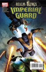 Realm of Kings: Imperial Guard # 2