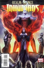 Realm of Kings: Inhumans # 1