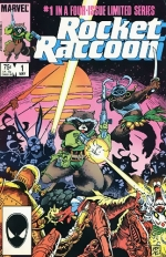 Rocket Raccoon vol 1 # 1