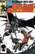 Rocket Raccoon vol 1 # 2