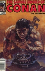 Savage Sword of Conan  # 126