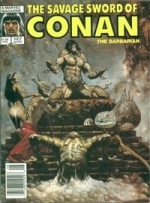 Savage Sword of Conan  # 127
