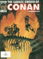 Savage Sword of Conan  # 128