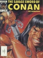 Savage Sword of Conan  # 130