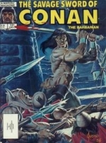 Savage Sword of Conan  # 131