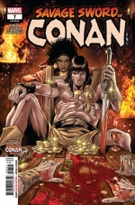 The Savage Sword of Conan # 7