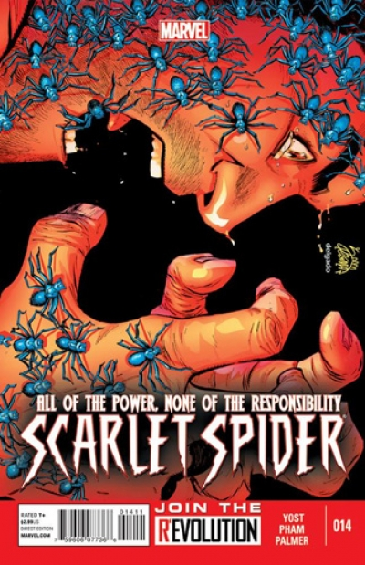 Scarlet Spider vol 2 # 14