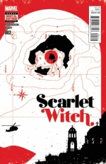 Scarlet Witch vol 2 # 2