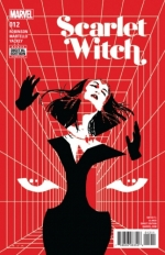 Scarlet Witch vol 2 # 12