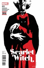 Scarlet Witch vol 2 # 13