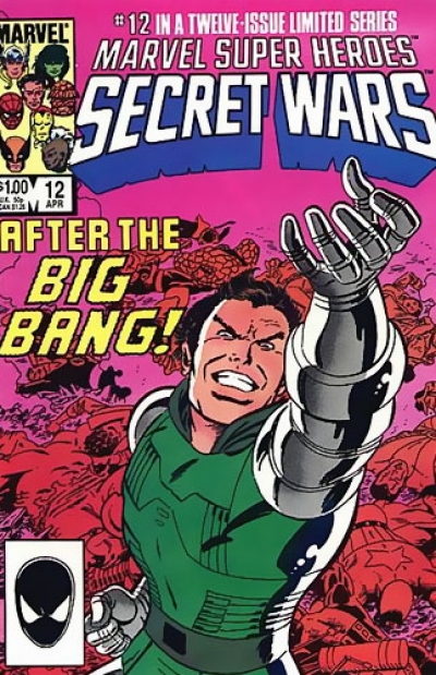 Marvel Super-Heroes Secret Wars # 12